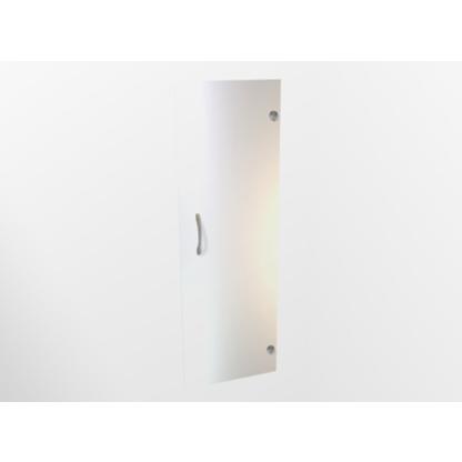 Стеклянная дверь C-502S  736х396х4